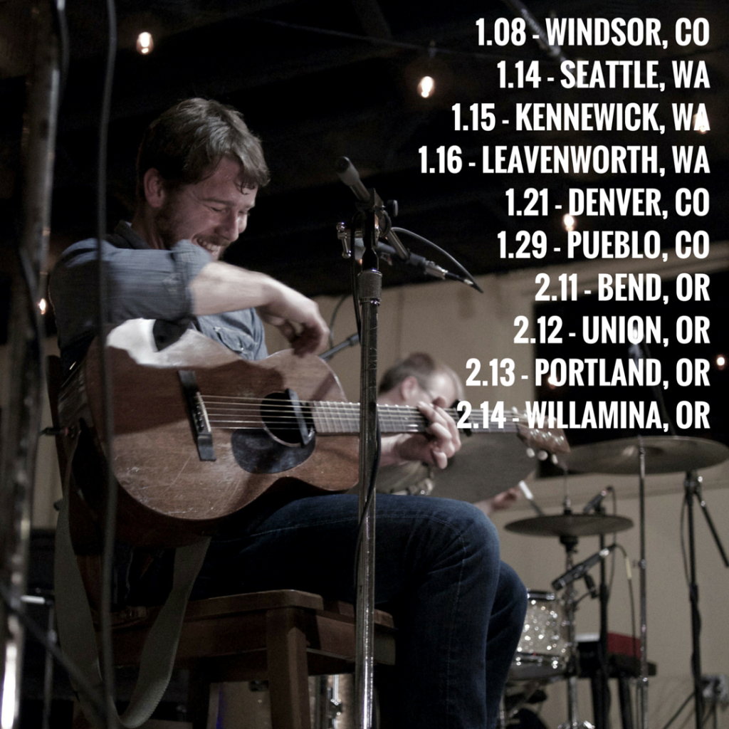 1.08 - Windsor, CO1.14 - Seattle, WA1.15 - Kennewick, WA1.16 - Leavenworth, WA1.21 - Denver, CO1.29 - Pueblo, CO2.11 - Bend, OR2.12 - Union, OR2.13 - Portland, OR2.14 - Willamina, OR